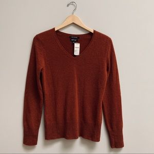 NWT Apt. 9 Cashmere Sweater!